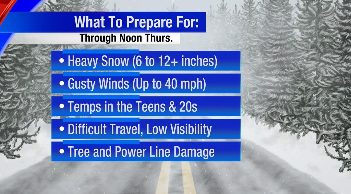 What MHP says teen drivers need to pay attention for as they hit the road in the snow