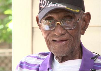 Funeral held for the oldest WWII vet in the U.S.