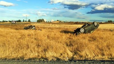 Ephrata man dies in crash near Quincy