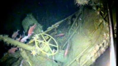 Australian submarine found 103 years after mysterious disappearance during WWI