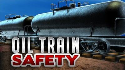 Fuel-hauling trains could derail at 10 a year