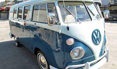 Allstate Will Auction 1965 Vw Bus Donate Proceeds To Charity