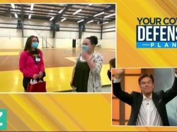 Butte healthcare worker featured on 'Dr. Oz Show'   Regional   khq.com