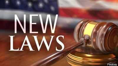 Washington in new state laws Bill Action