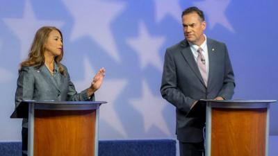 Medicaid, immigration, climate top Idaho 1st District debate