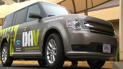 Ford donates SUV to Mann-Grandstaff VAMC to help transport veterans