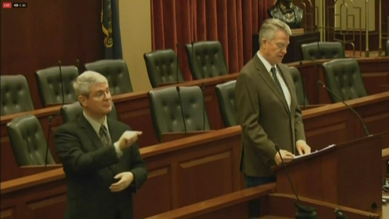 Idaho Governor Brad Little Waiving 1 Week Waiting Period For