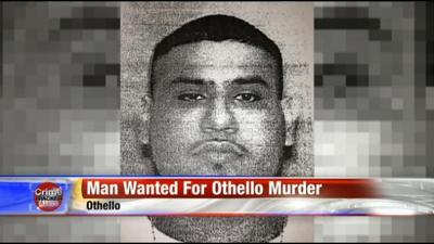 Othello Murder Suspect On The Loose After Friday Shooting