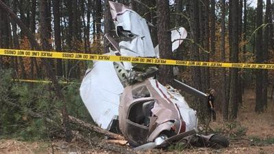 Two men hospitalized after small plane crash in Cheney area