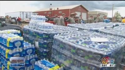 Airway Heights water distribution site to remain open through the weekend
