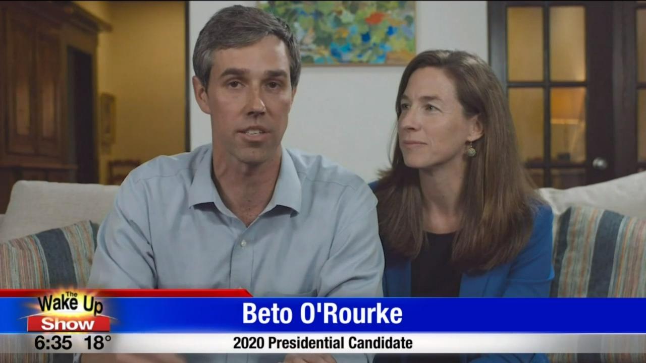 former texas congressman beto o u0026 39 rourke confirms to local