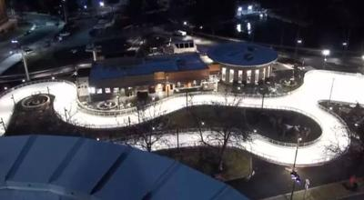 Riverfront Park hopes to re-open Ice Ribbon in early March