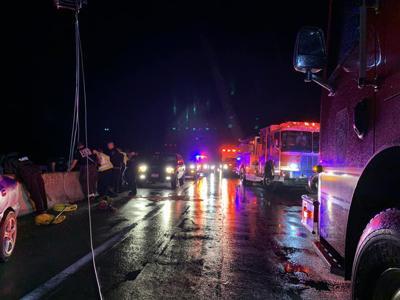 Selkirk firefighters rescue man, woman from water near Long Bridge