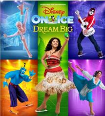 Disney on Ice returning to Spokane Arena Oct. 22-24