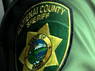 Kootenai County Sheriff's Office Patch KCSO