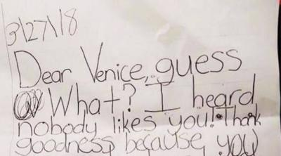 Okanogan 6th grade student says she received hateful letter: 'Do us all a favor and kill yourself!'