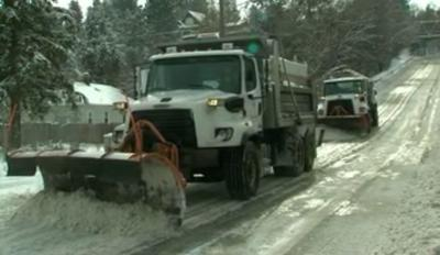 Plows on Altamont