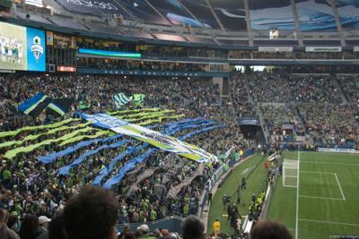 PHOTO: Seattle Sounders Stadium