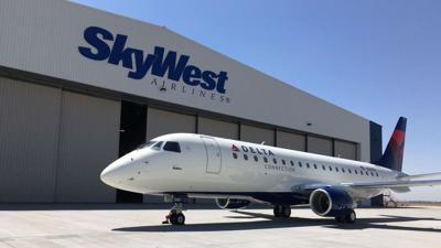 Flight attendant sues SkyWest, says pilot assaulted her