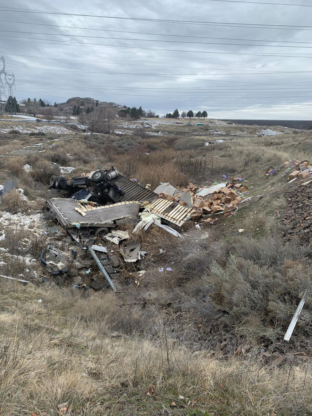 Grant County Crash
