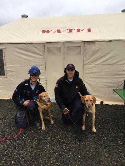CdA FEMA Dogs