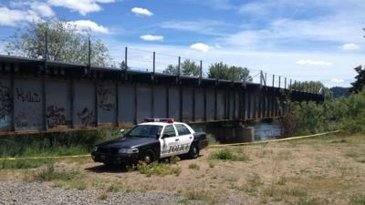 Spokane police investigating body found in river near Mission Park