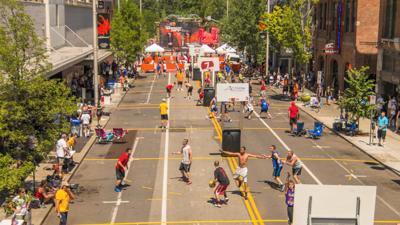 PHOTO: Hoopfest Estimated Revenue hovers around $50 million