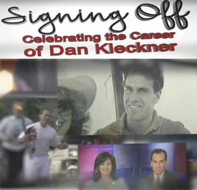 """""""Signing Off: Celebrating the career of Dan Kleckner as he prepares to sign off for the last time"""""""
