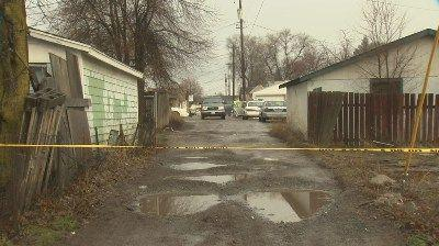 Weekend homicide victim identified