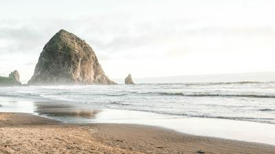 UPDATE: Health advisory due to fecal bacteria at Cannon Beach lifted