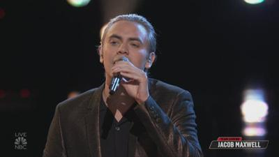 Jacob Maxwell The Voice Top 24