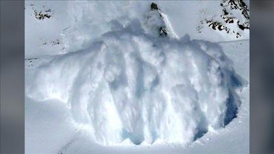 Spokane skier injured in avalanche