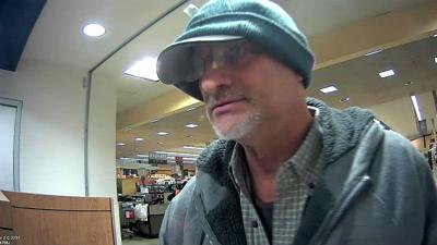 Man robs two Spokane credit unions back to back