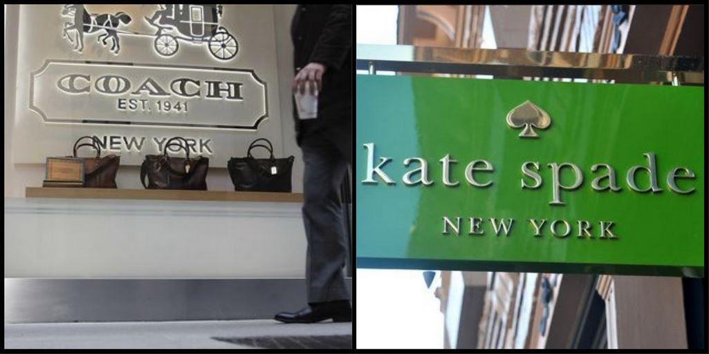 0a80f4f92f2c Coach s agrees to spend  2.4B to buy Kate Spade