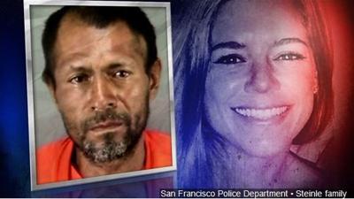 Trump responds to verdict in California shooting death of Kate Steinle