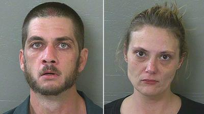 Authorities: Couple left boy in Florida trailer for 2 months