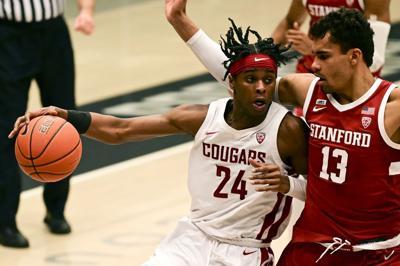 Stanford Washington St Basketball