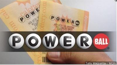 Fourth Largest Jackpot Up For Grabs In Powerball Drawing Tonight