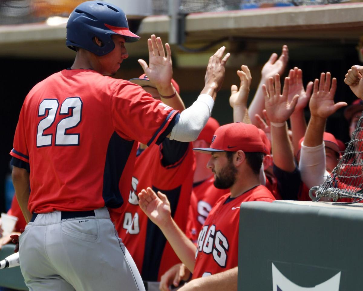 NCAA Arizona St Gonzaga Baseball