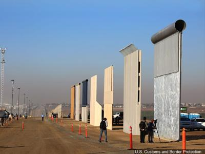Go Fund Me started to help pay for border wall
