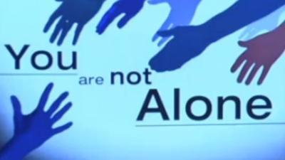 You Are Not Alone: How to talk about suicide with your kids