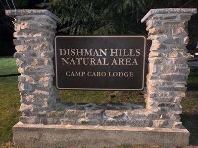 PHOTO: Dishman Hills Tech Rescue