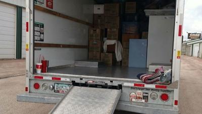 Couple moving to Washington gets U-Haul stolen outside Spokane hotel