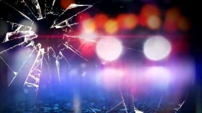 Head-on crash kills 1, injures 8,  when driver attempts to pass slow-moving vehicle on Hwy 95