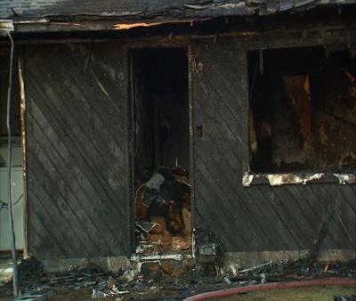Spokane Valley Apartment Fire