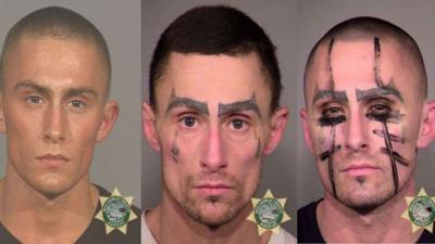 PHOTOS: Portland man's  alleged meth use illustrated through 14 years of mugshots