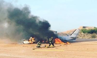 SPokane Pilot Crash