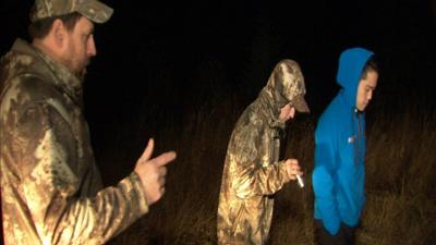 Hunters on how they found missing Idaho teen