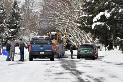 Spokane County plow driver claims resident threatened him with a gun due to berm in his driveway