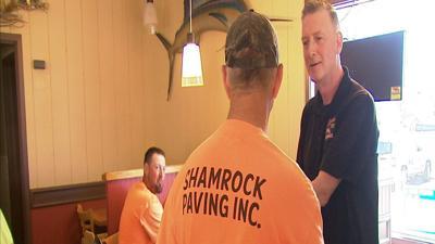 Spokane restaurant owner feeds North Monroe Street construction workers